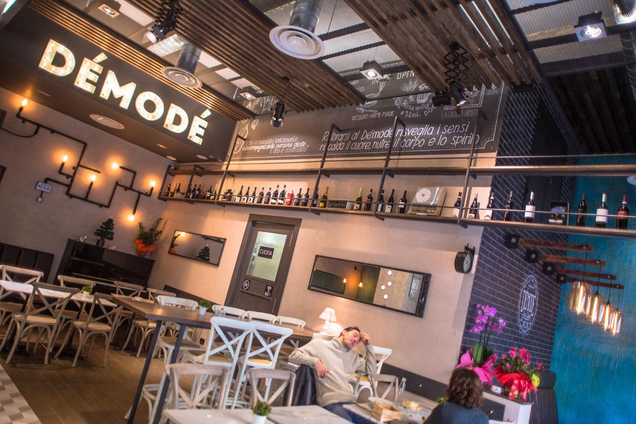Progettazione arredamento ristoranti roma ristoranti for Arredamenti per locali commerciali